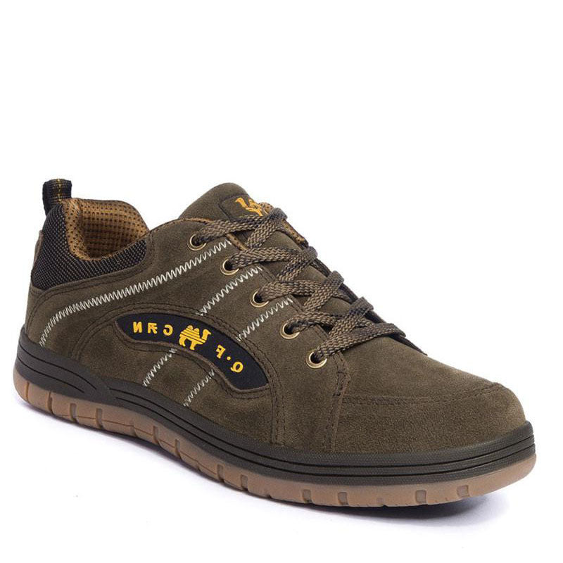 Prettymia Wear Resistant Outdoor Rubber Men's Casual Shoes
