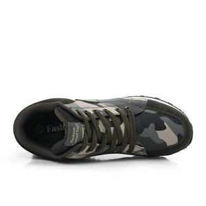 Women's High Top Camo Athletic Shoes
