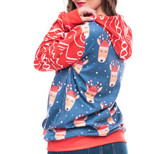 Prettymia Multi Purpose Patchwork Animal Print Hoodies
