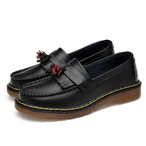 Prettymia Waterproof Increase Breathable Men's Loafers