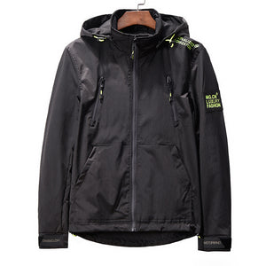 Prettymia Thin Sports And Leisure Men's Coat