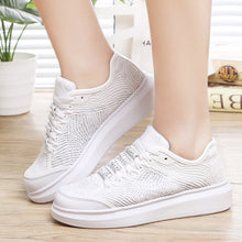Prettymia Breathable Mesh Casual Sports Shoes