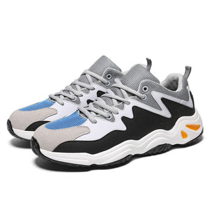 Prettymia Breathable Damping Lightweight Men's Sneakers