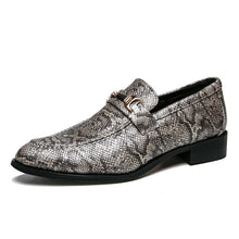 Prettymia Snake Multi Purpose Wear Resistant Men's Oxfords