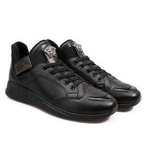 Men's Fashion PU Casual Shoes