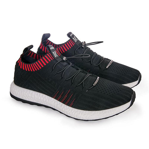 Prettymia Mesh Breathable Wear Resistant Men's Sneakers