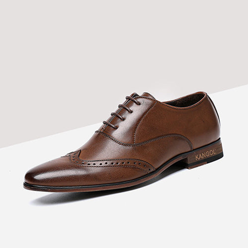 Prettymia Retro Print Lace Up Men's Oxfords