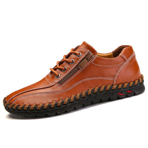Prettymia Plus Size Antislip Damping Men's Casual Shoes