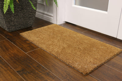 Plain Door Mat - Area Rug Shop