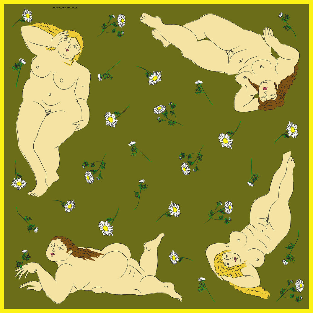 Reclining Ladies Seaweed