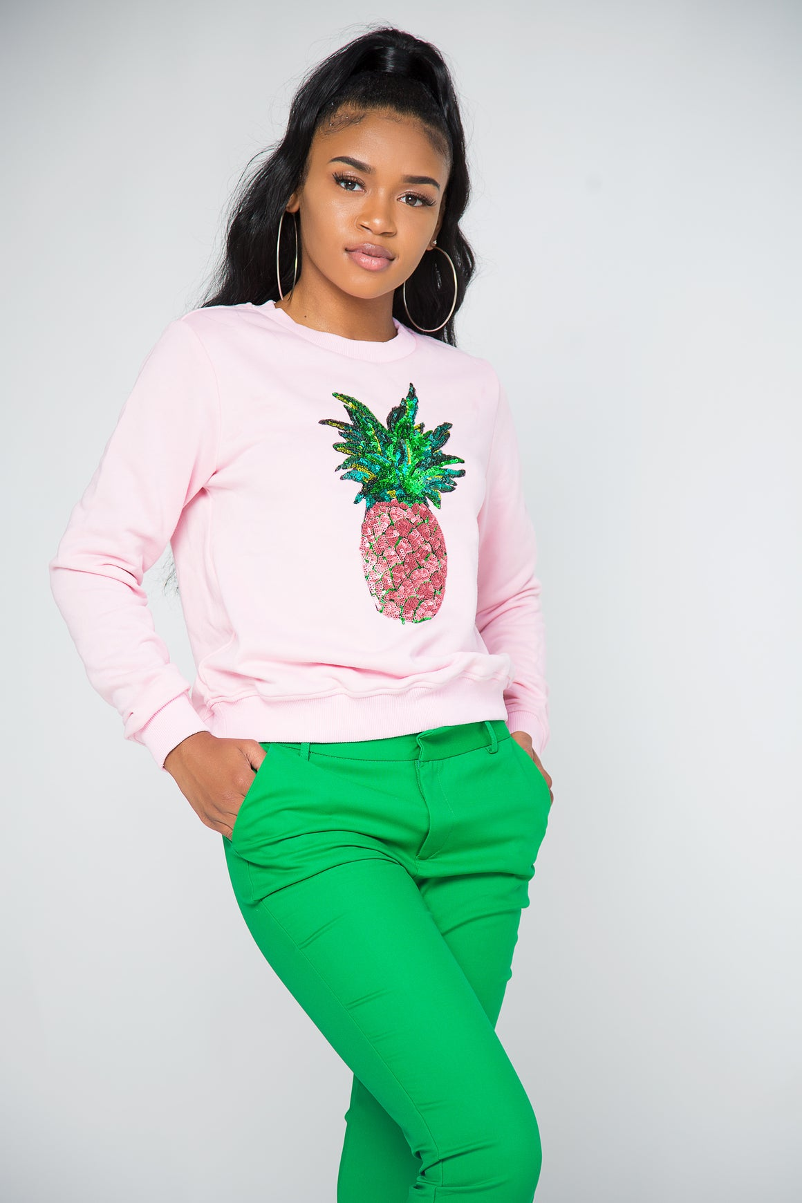 Pineapple Express Sweater