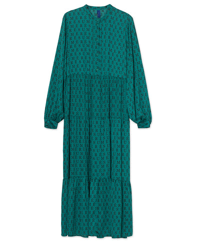 Résumé Copenhagen Andrea Dress Ocean Green