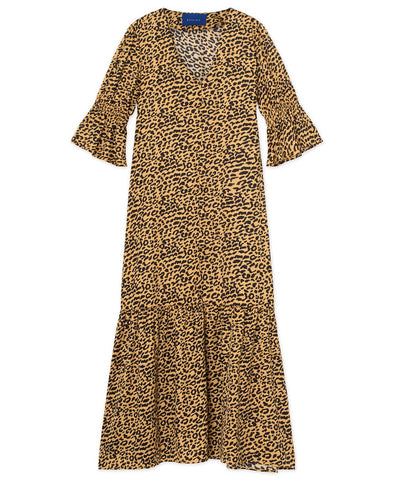 Résumé Copenhagen Usina Dress Leopard