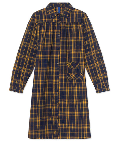 Résumé Copenhagen Adelia Dress Plaid Check