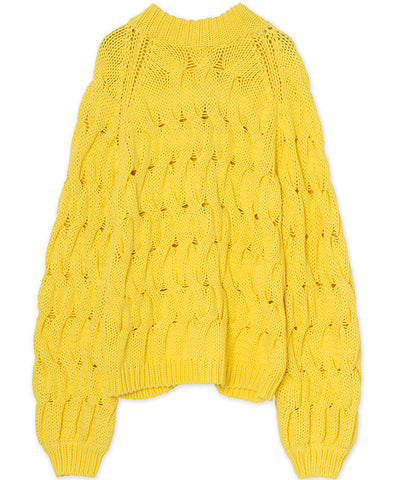 Résumé Copenhagen Alice Knit Yellow