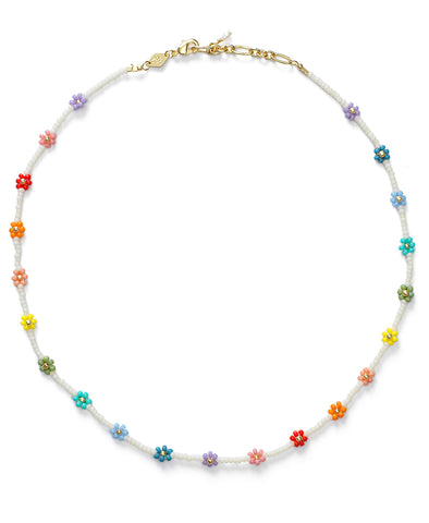 Anni Lu Flower Power Necklace