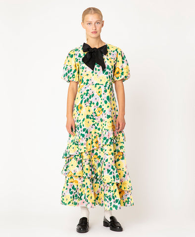 Résumé Copenhagen Clemment Dress Yellow