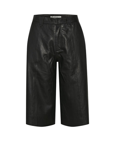 Gestuz SuriGZ Leather Shorts