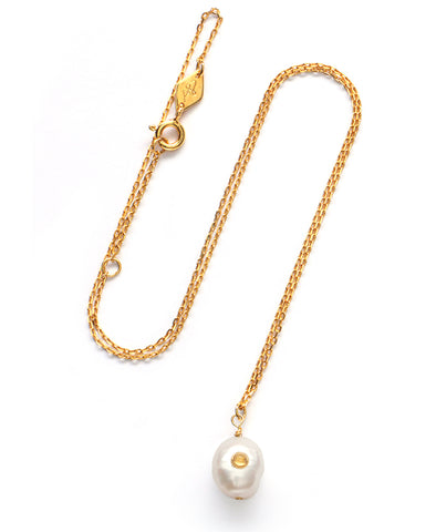 Anni Lu Baroque Pearl Necklace