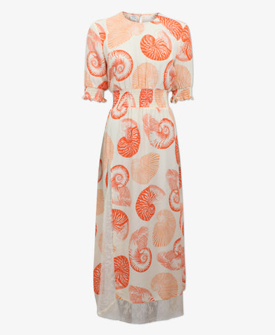 Baum und Pferdgarten Aleela Cream Shell Dress