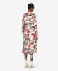 Baum und Pferdgarten.Aericka Cream Floral Branch Dress.Studio B Fashion