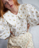 Stella Nova. Sassi Shirt Simple Flowers Pre SS21. Studio B Fashion.