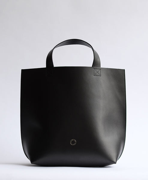 Anna Walker London - Small Brunswick Tote Black - Studio B Fashion