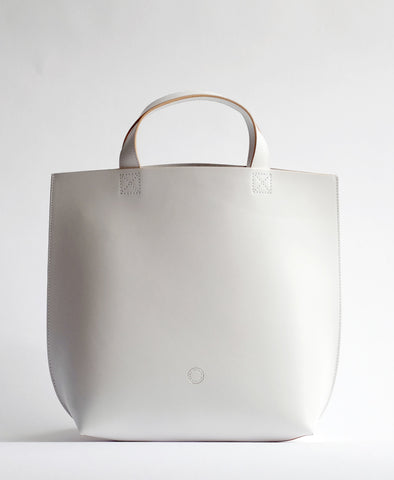 Small Brunswick Tote White