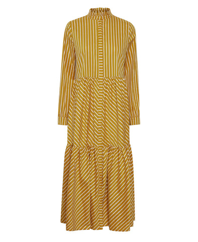 Bethany Oversized Stripe Dress