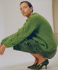 Gestuz. Online Lime AnuraGZ Knitted Pullover. Studio B Fashion. Gestuz Autumn Winter 2020