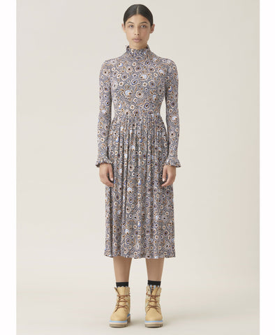 Stine Goya Clarabelle Jersey Dress Posey Dots