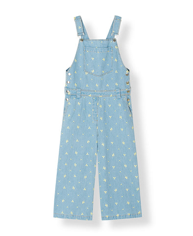 Stella Nova Agnete Washed Denim Dungarees