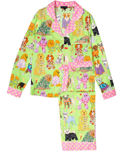 Karen Mabon Fashion Dogs Pyjama Set Exclusive