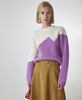 Gestuz. Iris Orchid GallieGZ Knitted Jumper. Studio B Fashion