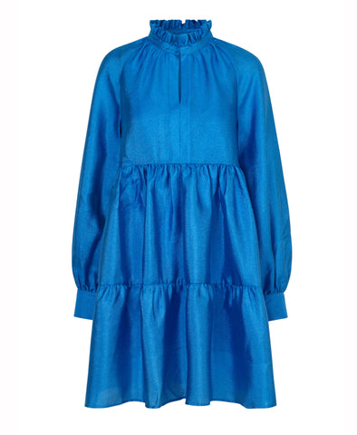 Stine Goya Jasmine Dress Blue