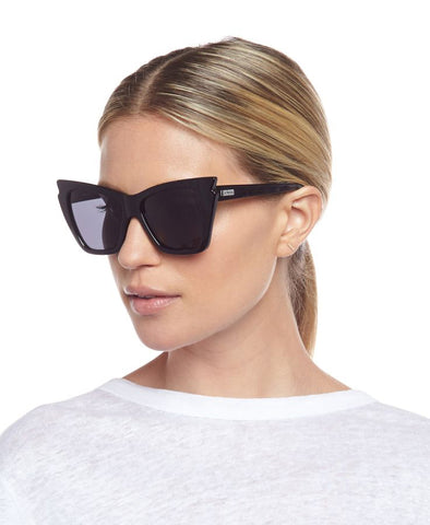 Le Specs Rapture Sunglasses Black