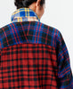 Munthe Santina Mix Check Shirt Jacket