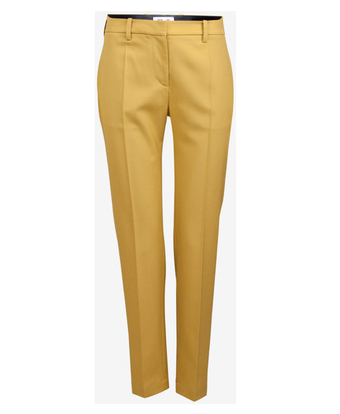 Baum und Pferdgarten - Narda Cropped Tailored Pants - Studio B Fashion