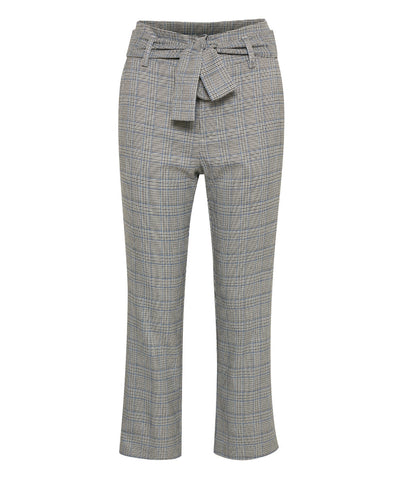 RITA PRINCE OF WALES CHECK TROUSERS