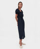 Sleeper. Maxi Dress Brigitte in Navy. Studio B FashionSleeper. Maxi Dress Brigitte in Navy. Studio B Fashion