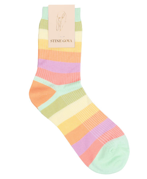 Stine Goya Iggy Socks Rainbow