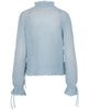 Stine Goya Peace Sweater Knit Light Blue