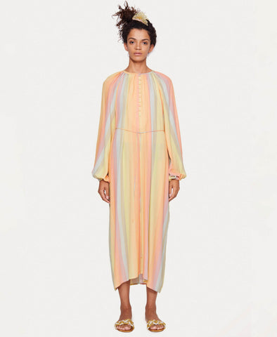 Stine Goya Elia Dress Rainbow