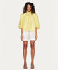 Stine Goya. Birgitte Top Marigold Yellow. Studio B Fashion