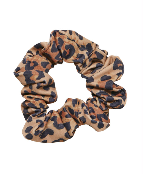 Gestuz - Minelle Leopard Print Hair Scrunchie - Studio B Fashion