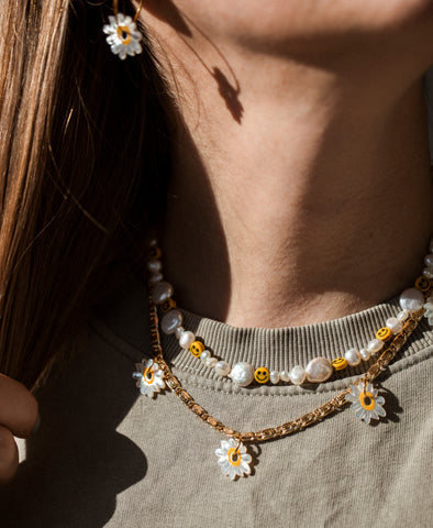 Wald Berlin Daisy How High Necklace