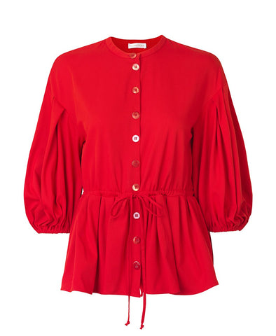 Stine Goya Ferrah Top Red