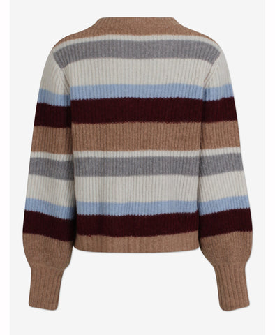 Baum und Pferdgarten Cortney Knitted Jumper Autumn Stripe
