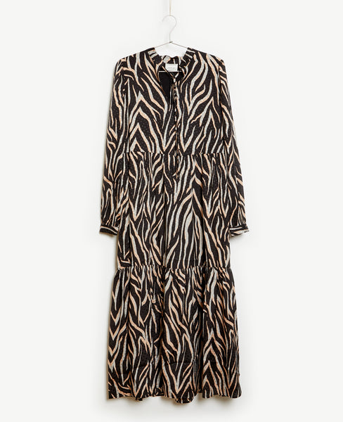 Gestuz Rose Branch Tiger Fei Dress