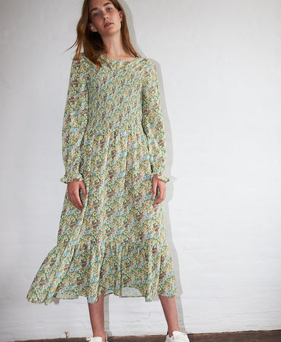 Stella Nova Thelma Dress Happy Bright Flowers
